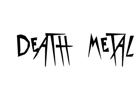 brutal death metal font generator how download is going to change rh yogiegreen info death metal band logo generator death metal logo generator online