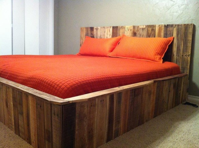 Make Your Own Cheap Platform Bed | Joy Studio Design Gallery - Best ...