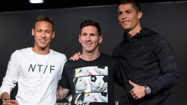 Cafú asegura que Neymar es mejor ya que Messi y Cristiano