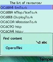 Zntxhan Find OperaMini