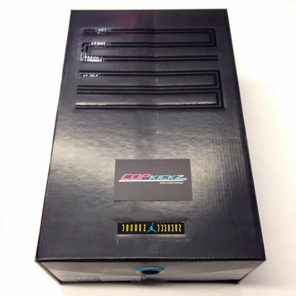 Gamma blue 12 box