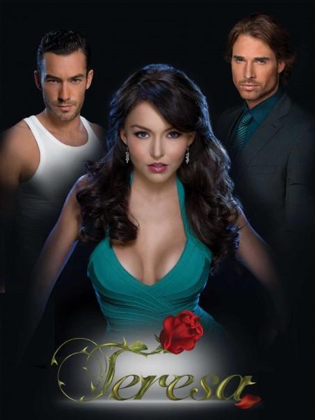 Teresa é uma telenovela mexicana transmitida em 2010, produzida por ...