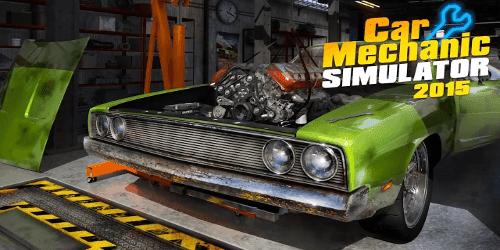 Car Mechanic Simulator 2015 Visual Tuning