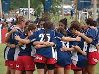 Importante crecimiento del Rugby Femenino