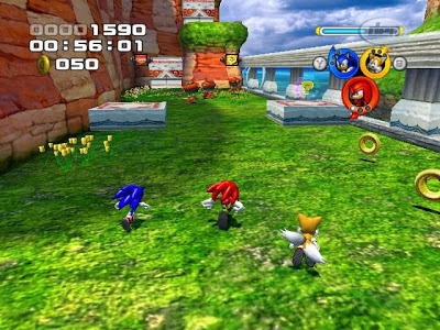 Descargar CSonic heroes pc full 1 link