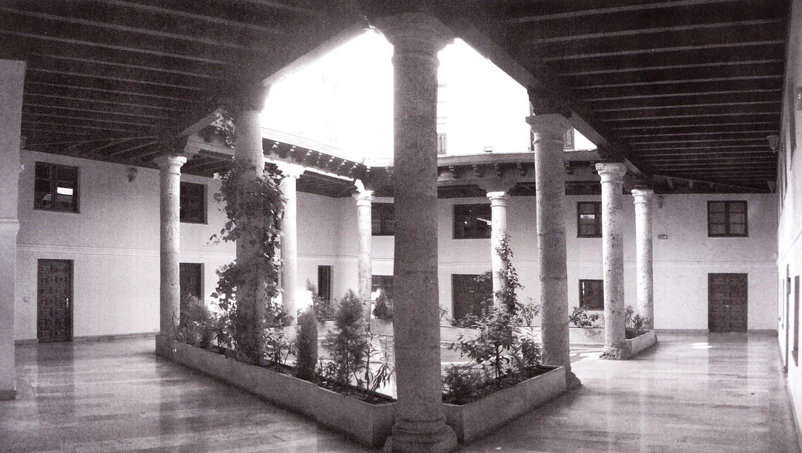 Arte en valladolid casas y palacios conservados la casa - Decoracion en valladolid ...