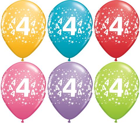 Happy 4th Birthday To Us