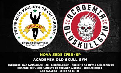 Academia Liberdade Aclimação Fitness Saúde Consultoria Musculação Suplementos Oldskullgym