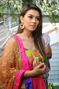 Hansika Motwani Photos at Durga movie launch-thumbnail-17
