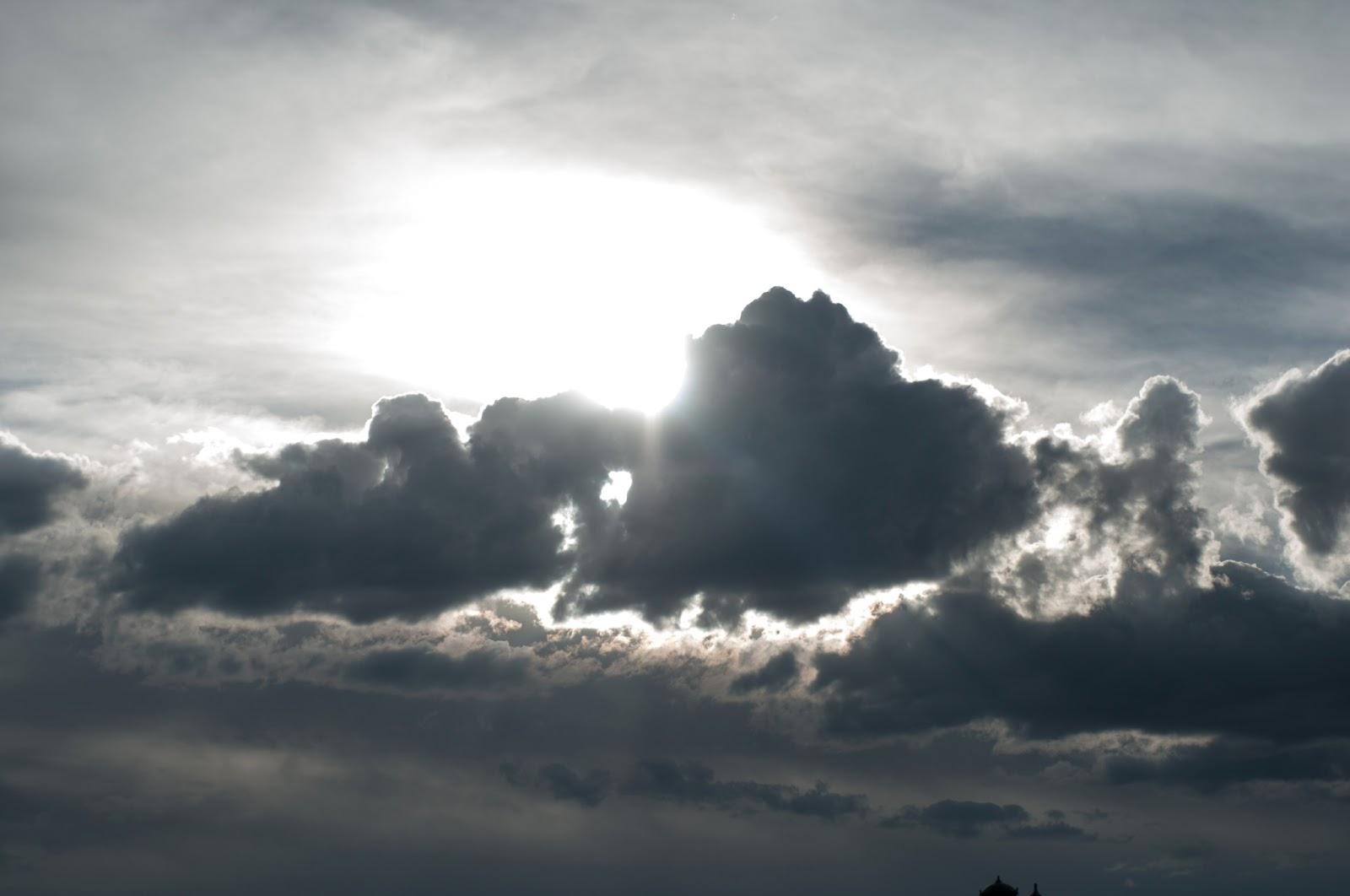 clouds, utah clouds, pretty sky, sun, sunset, utah, outdoors