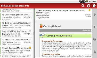 Kaiten Email 1.219 Apk - Aplikasi E-mail terbaik untuk Android