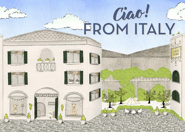 Ciao from Italy sisterMAG Nr.7