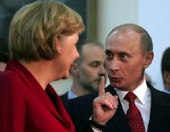 Russisches Sprechen der Brautru