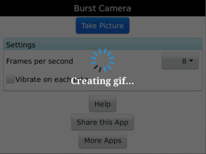 Burst Camera with Gif Creator v2.0