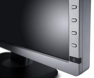 Dell UltraSharp U2312HM 23 inch LED E-IPS monitor Front Menu