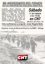 80 aniversario del crimen de la carretera Málaga-Almería