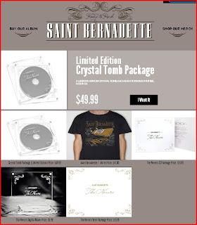 Shop Saint Bernadette