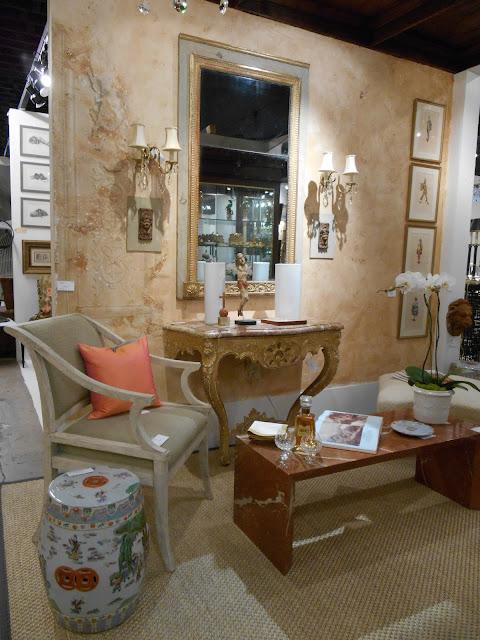 My Notting Hill: Atlanta's Interiors Market & A Lamp Buy!