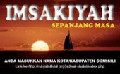 imsakiyah