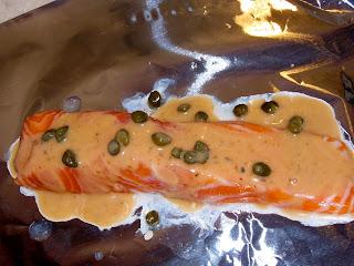 Salmon Recipe, Veri Peri Sauces