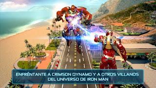 صورة من داخل لعبة تحميل لعبة Iron Man 3 مجانا الرجل الحديدي