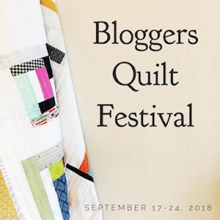 Blogger's Quilt Festival 2018
