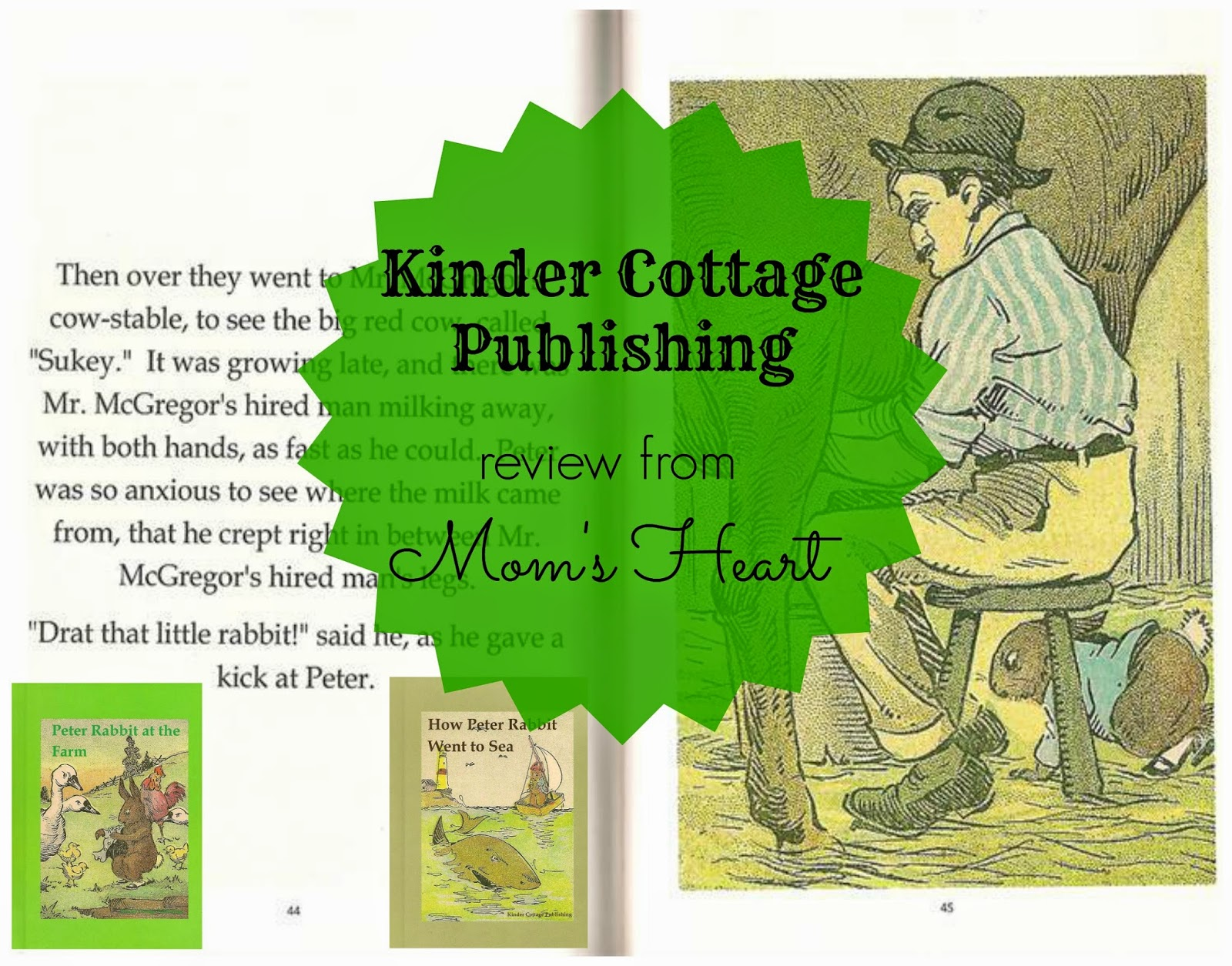 Kinder Cottage - Peter Rabbit - Review
