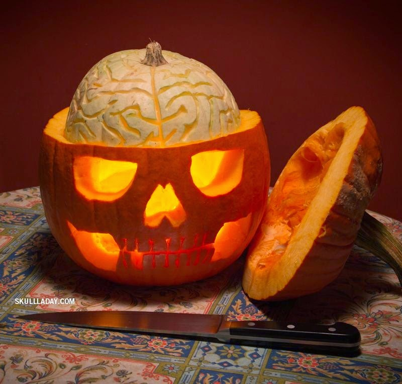 Charming Awesome Halloween Pumpkins Part - 13: Awesome Halloween Pumpkins And Jack-O-Lantern Displays