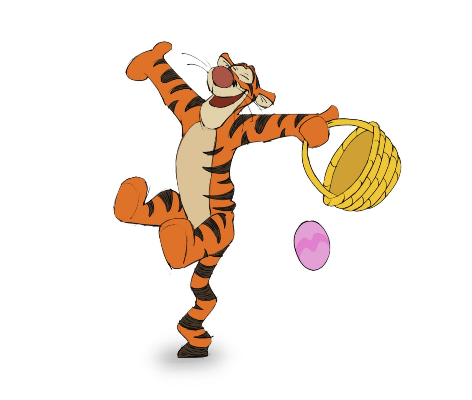 Tigger Easter dirimg | Tiggers Are Wonderful Things!!! | Pinterest ...