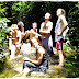 Magwa falls, Steve y la banda de los Sangomas. Una excursión al centro del paraíso...