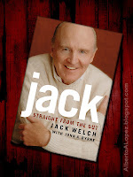 "Beauty shot picture of book by Jack Welch, ""Jack"", ""Straight from the Gut"""