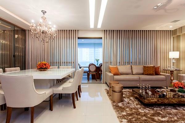 decoracao de interiores cortinas para sala: poltronas, que nesse caso só iria diminuir o espaço de circulação