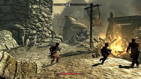 Game The Elder Scrolls V Skyrim-Razor1911