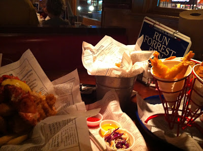 Shrimp Lover's Feast, Bubba Gump Shrimp Co