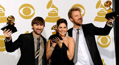 Grammys 2011 Winners List