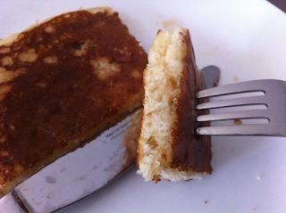 Plain Fluffy Pancake