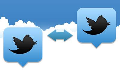 Взаимный фоловинг в Twitter