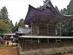 和田神社(岡山市建部町和田南)
