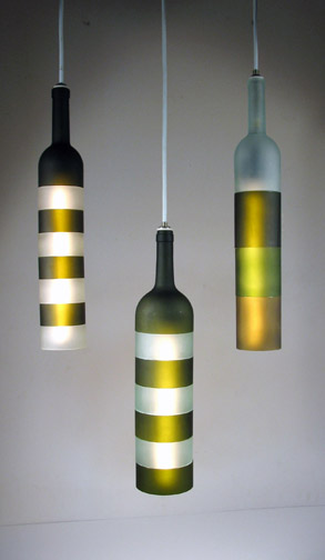 Mix and Chic: Cool products alert- Gorgeous recycled lamp ...