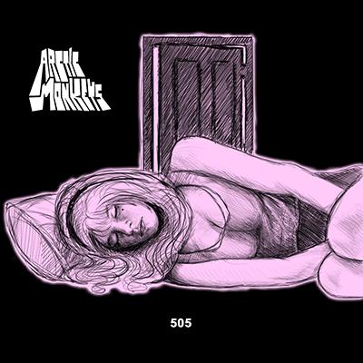 Arctic Monkeys Lyrics 505