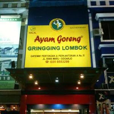 gringging lombok