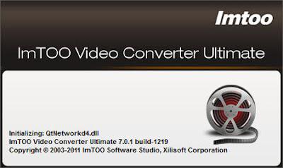 تحميل برنامج لتحويل جميع صيغ الفيديو Imtoo Video Converter Ultimate 7 مجانا