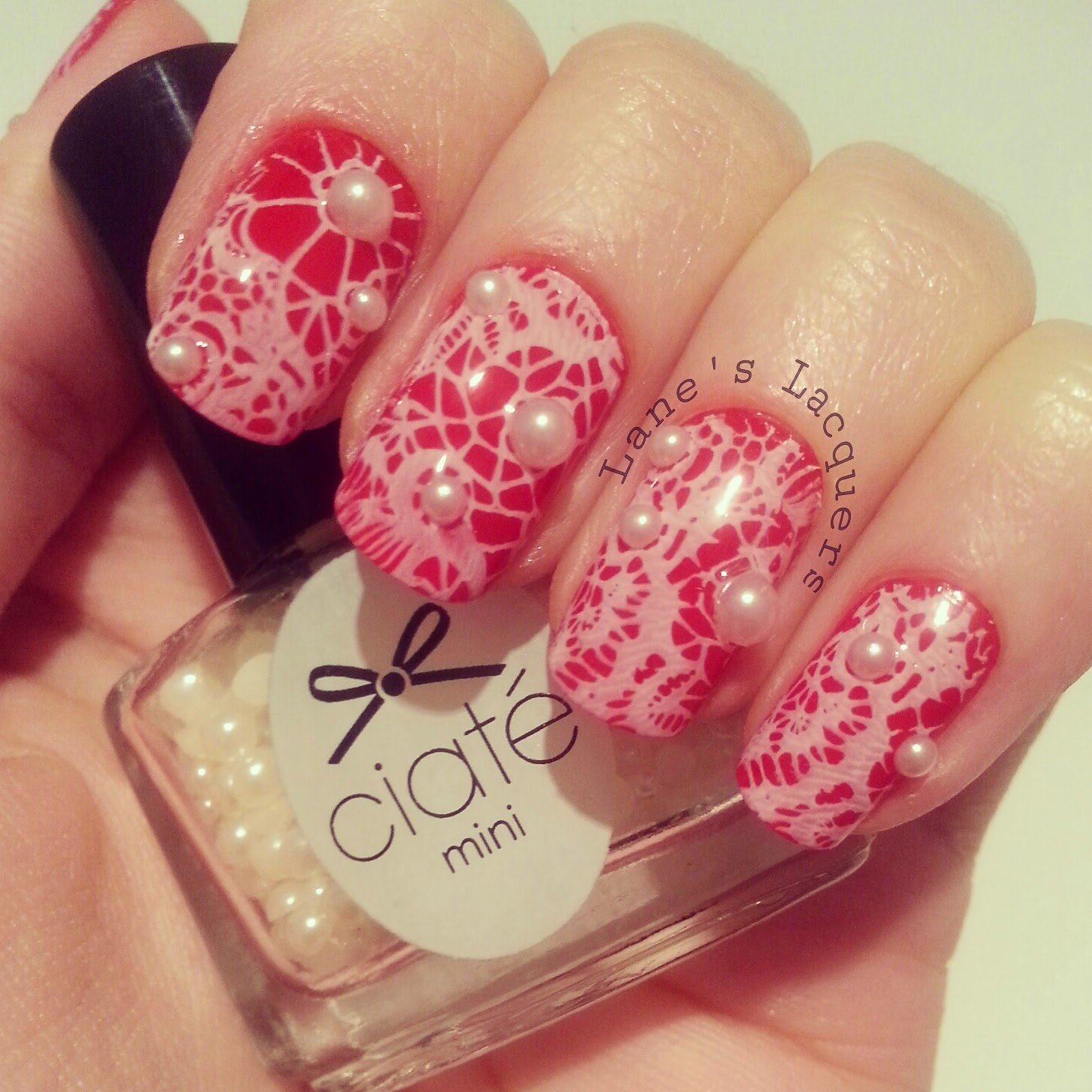 ciate-girl-with-a-pearl-red-lace-pearl-nail-art (2)