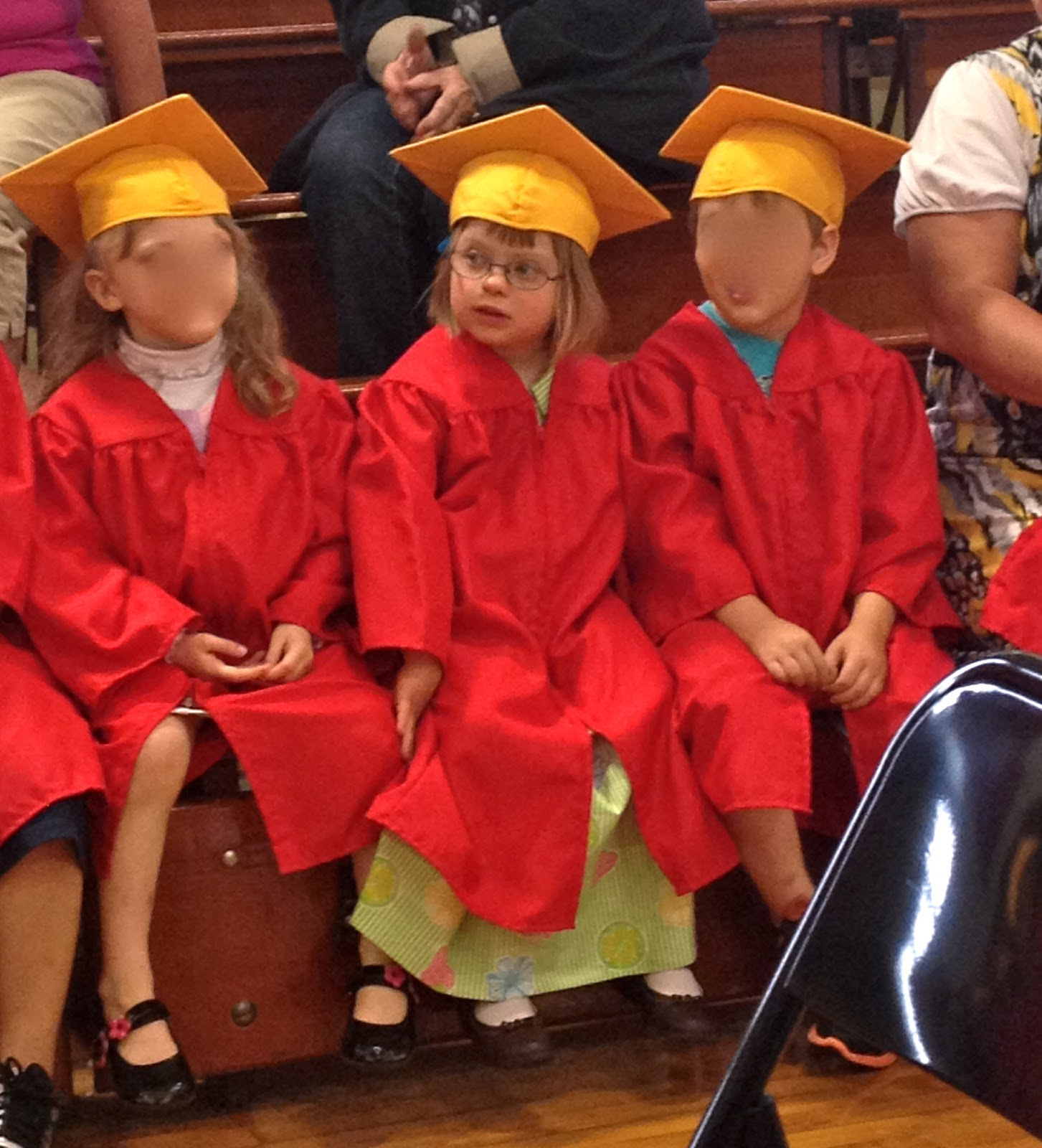 the simpson six katie s pre k graduation