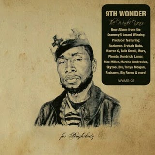 9th Wonder - That's Love Lyrics (Ft. Mac Miller, Heather Victoria)
