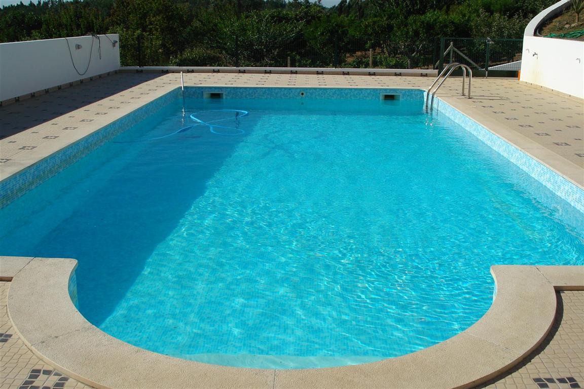 umadenorte reflex o o fundo da piscina