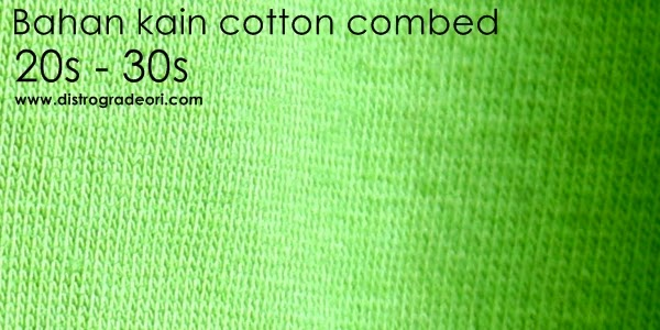 Cotton Combed