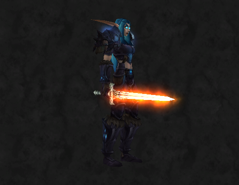 The Horseman's Sinister Saber