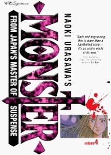 Cover of Naoki Urasawa's Monster Vol 4