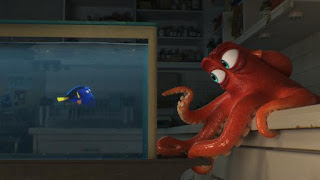 FindingDory, D23EXPO, Disney, Pixar, Finding Nemo, Finding nemo sequel